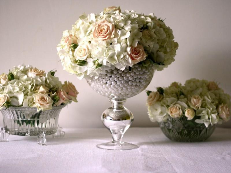 Пазл Собирать пазлы онлайн - Три букета из роз
