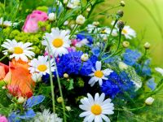 Собирать пазл Цветочный пазл онлайн
