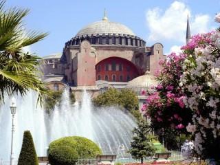 Собирать пазл Город в Турции онлайн