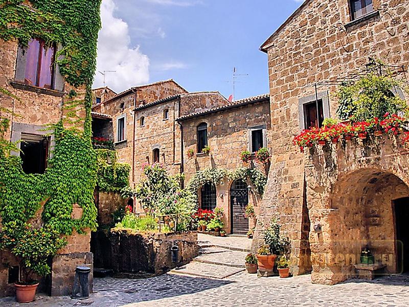 фото дома в провинции италии