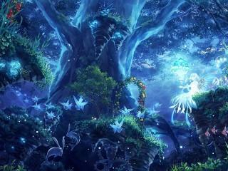 Собирать пазл Подводный лес онлайн
