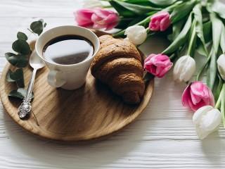 Собирать пазл Утро для тебя онлайн