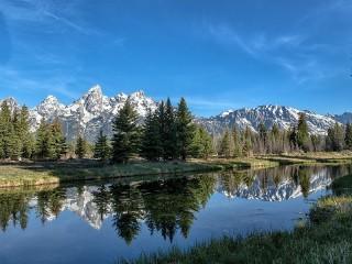 Собирать пазл В горах онлайн