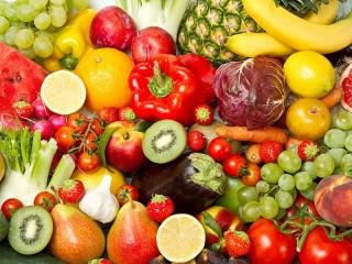Собирать пазл В плодоовощном онлайн