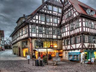 Собирать пазл Вайблинген Германия онлайн