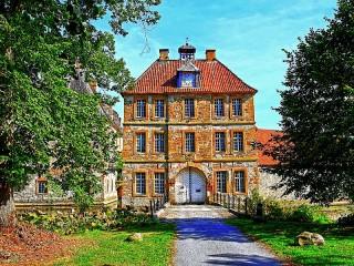 Собирать пазл Вальсроде Германия онлайн