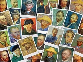 Собирать пазл Van Gogh онлайн