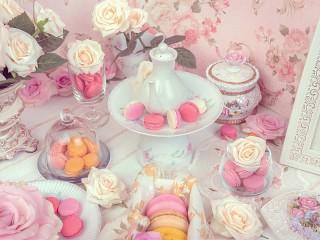 Собирать пазл Вазочка с печеньем онлайн