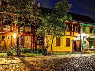 Собирать пазл Вечер в Берлине онлайн