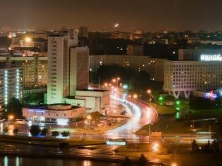Собирать пазл Вечерний Минск онлайн