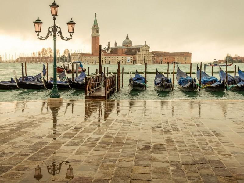 Пазл Собирать пазлы онлайн - Венеция. Пл. Св. Марка