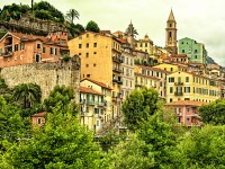 Собирать пазл Вентимилья Италия онлайн