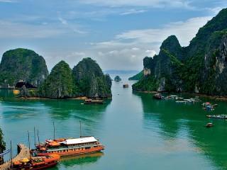 Собирать пазл Вьетнам онлайн