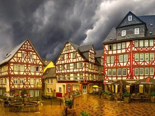 Собирать пазл Вецлар Германия онлайн
