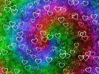 Собирать пазл Вихрь сердец онлайн