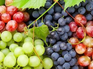 Собирать пазл Виноградное ассорти онлайн