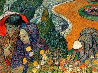 Собирать пазл Винсент Ван Гог онлайн