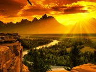 Собирать пазл Выше солнца онлайн