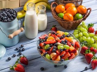 Собирать пазл Витаминное изобилие онлайн