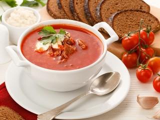 Собирать пазл Вкуснейший обед онлайн