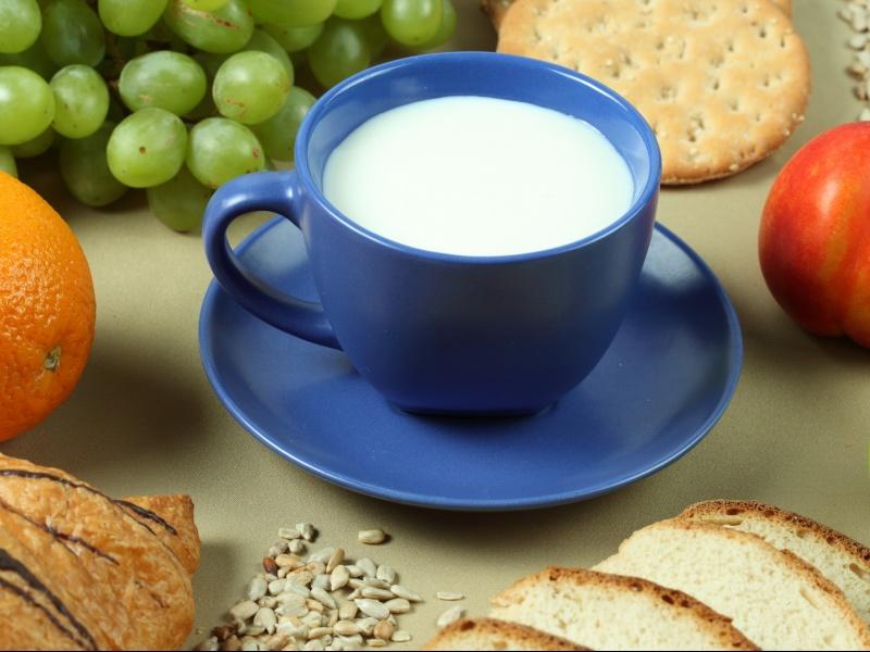 Пазл Собирать пазлы онлайн - Вкус печенья молоко