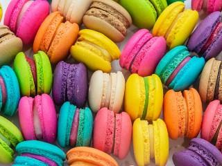 Собирать пазл Вкусная радуга онлайн