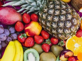 Собирать пазл Вкусные витамины онлайн