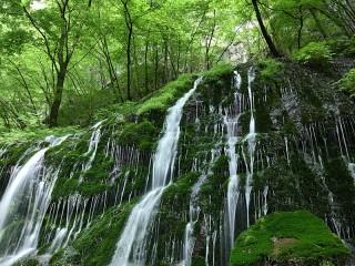 Собирать пазл Водопад онлайн