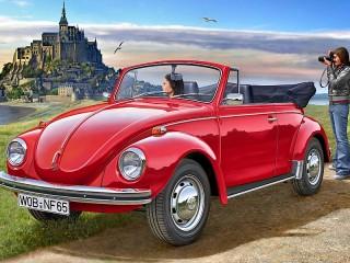 Собирать пазл Volkswagen во Франции онлайн