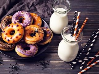 Собирать пазл Волшебный завтрак онлайн