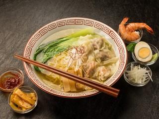 Собирать пазл Восточный суп онлайн