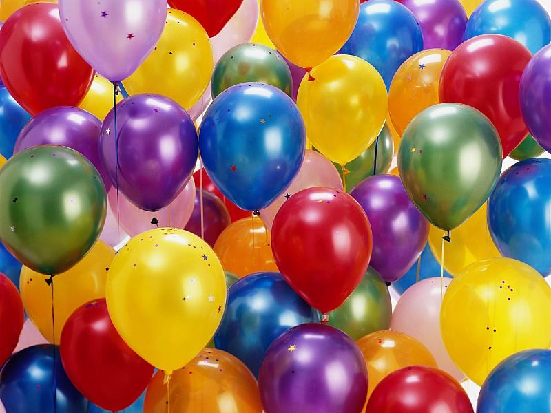 Пазл Собирать пазлы онлайн - Воздушные шарики