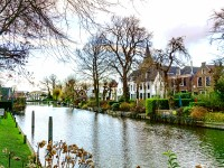 Собирать пазл Врееланд Нидерланды онлайн