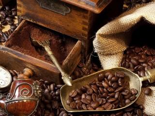 Собирать пазл Время кофе онлайн