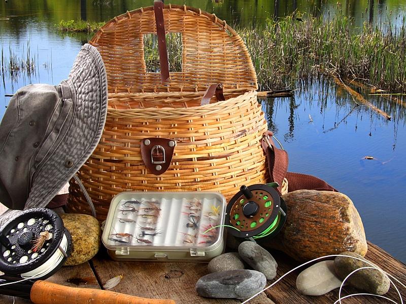 Пазл Собирать пазлы онлайн - Все для рыбалки