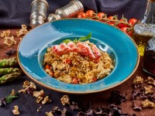 Собирать пазл Второе блюдо онлайн