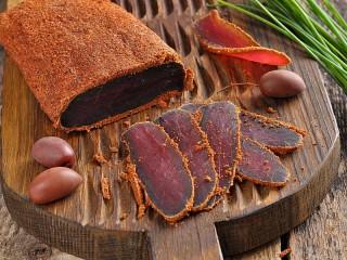 Собирать пазл Вяленое мясо билтонг онлайн