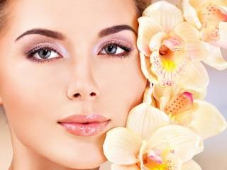 Собирать пазл Взгляд орхидей онлайн