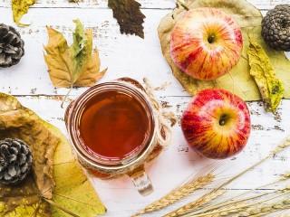 Собирать пазл Яблочный сидр онлайн