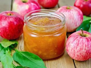 Собирать пазл Яблочное варенье онлайн