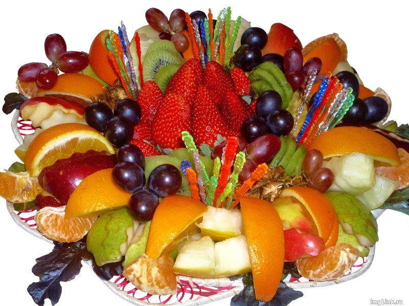 Пазл Собирать пазлы онлайн - Ягоды и фрукты 2