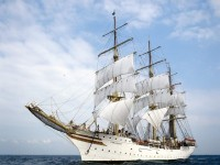 Собирать пазл Яхта онлайн