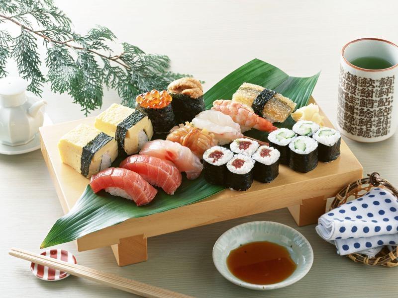 Пазл Японская диета