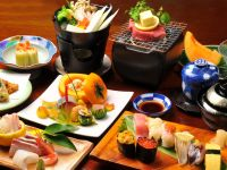 Собирать пазл Японская еда онлайн