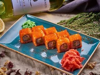 Собирать пазл Японская кухня онлайн