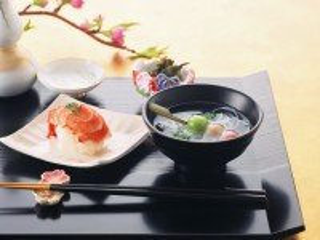 Собирать пазл Японский завтрак онлайн