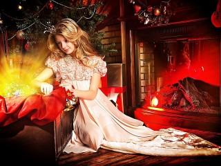 Собирать пазл Юная принцесса онлайн