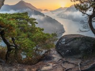 Собирать пазл Южная Корея онлайн