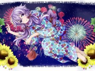 Собирать пазл Yuzuki Yukari онлайн