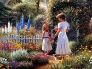 Собирать пазл За цветами онлайн